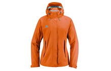 Vaude Women's Peddars Jacket II carrot